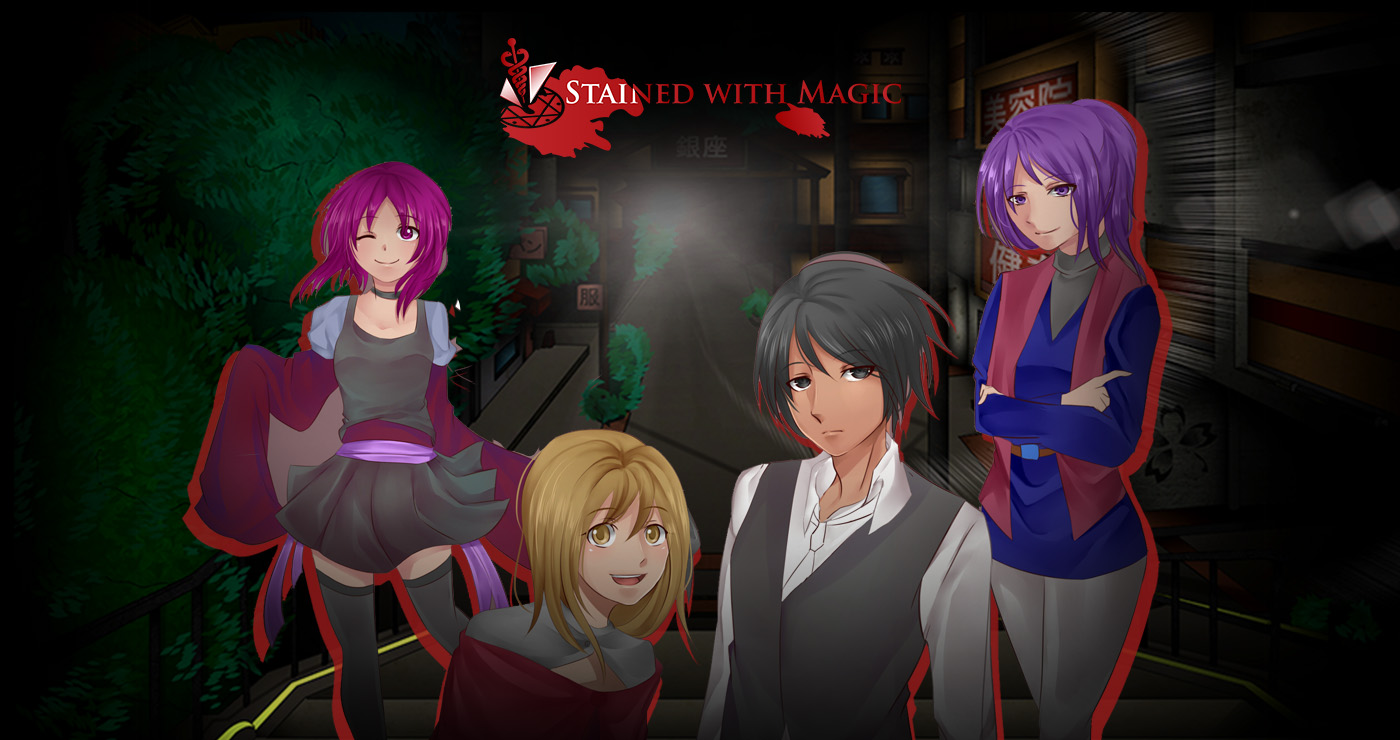 Stained with Pagic Project page teaser image